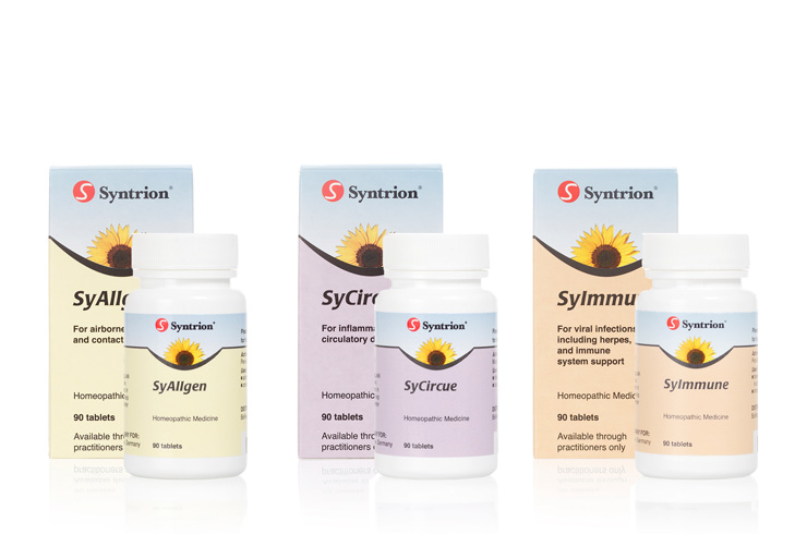 Syntrion Homeopathic Remedies